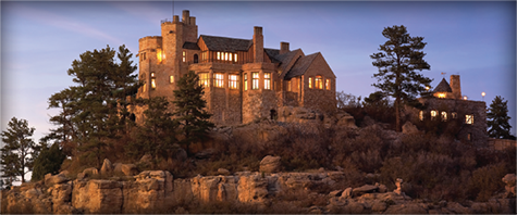Cherokee Ranch Castle